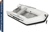 Quicksilver 240 Tendy PVC Lattenboden